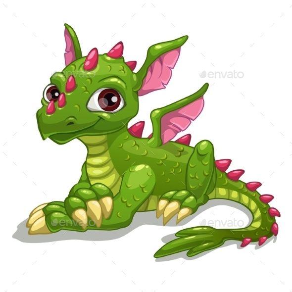 Cartoon Dragon, Dragon Sketch
