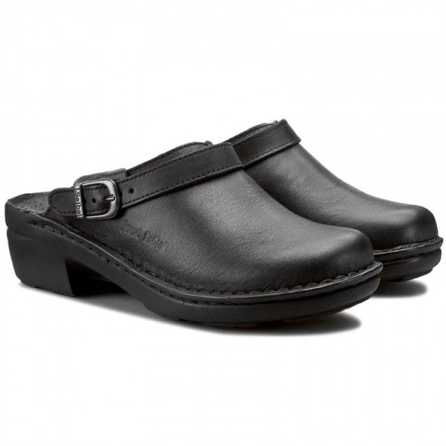 klar in Sicht Modern und elegant in der Mode auf großhandel Šľapky JOSEF SEIBEL - Betsy 95920 23 600 Schwarz - Šľapky ...