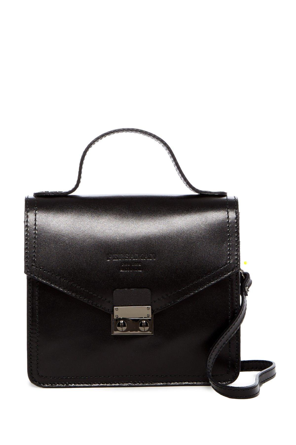 Farah Leather Satchel