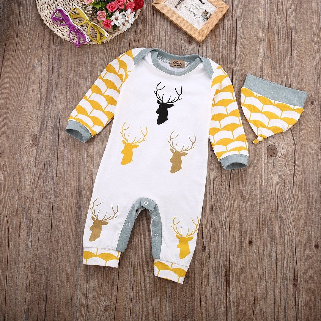Cute Cartoon Turtle Green Newborn Baby Boy Girl Romper Jumpsuit Long Sleeve Bodysuit Overalls Outfits Clothes