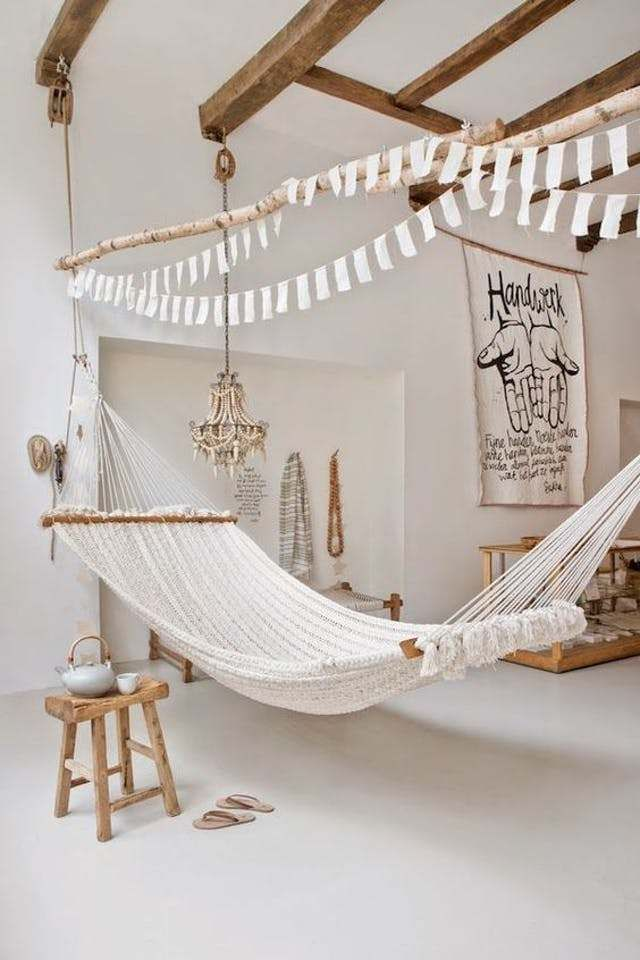11 Insanely Cool Home Items That Will Make Your Place Stand Out.  HammocksLiving RoomsLiving Room ...