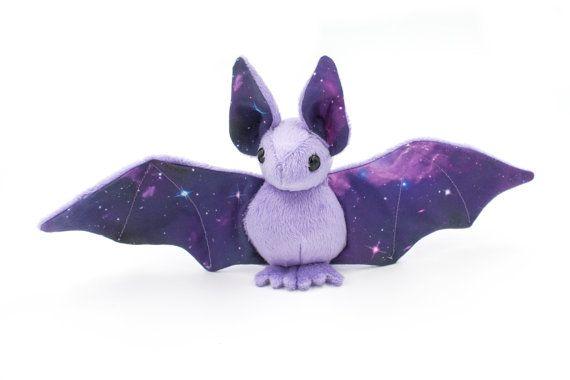 Stuffed Animal Bat Sewing Pattern, Plush Toy Pattern, PDF ...