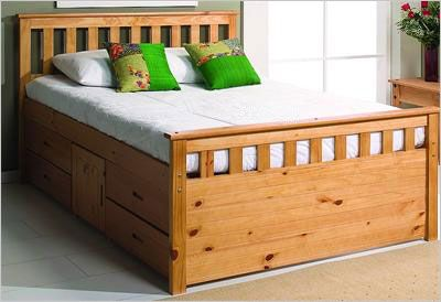 Awesome Ferrara King Size Antique Pine Bed Stuff To Buy Wooden Machost Co Dining Chair Design Ideas Machostcouk