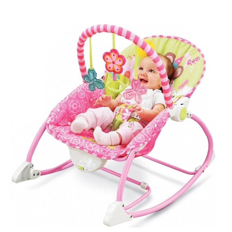 Aliexpress Com Buy Baby Rocking Chair Musical Baby Rocking Chair Electric Baby Swing Chair Vibrating Baby Bo Baby Swing Chair Baby Rocking Chair Baby Bouncer