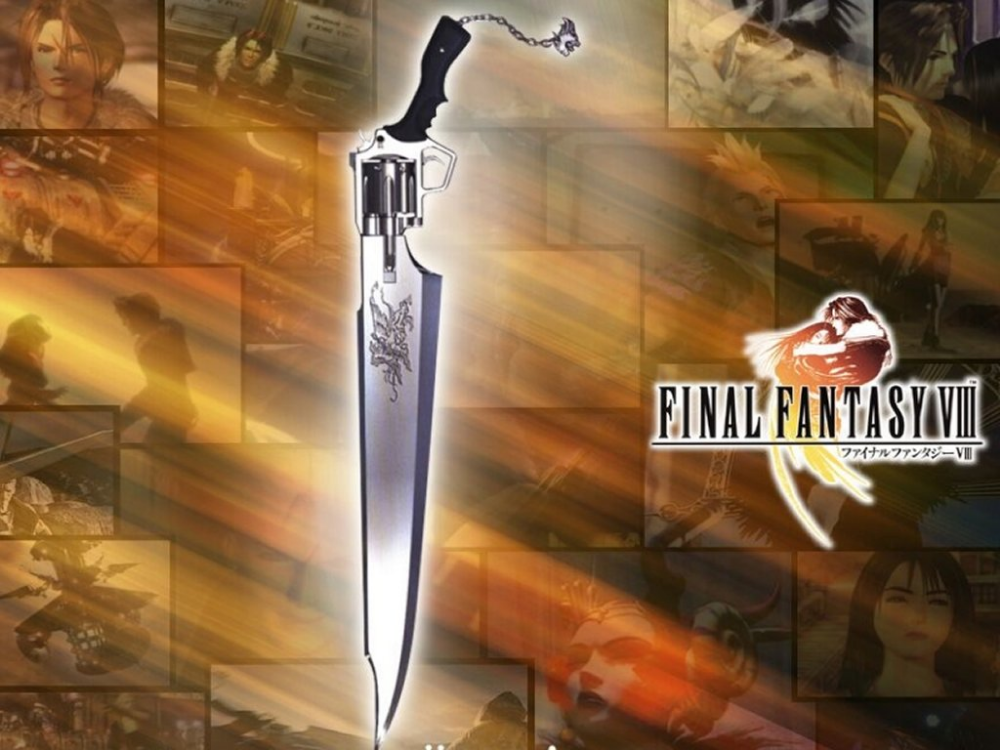 Final Fantasy Viii Remastered Wallpapers Wallpaper Cave Final Fantasy Fantasy Fantasy Artwork