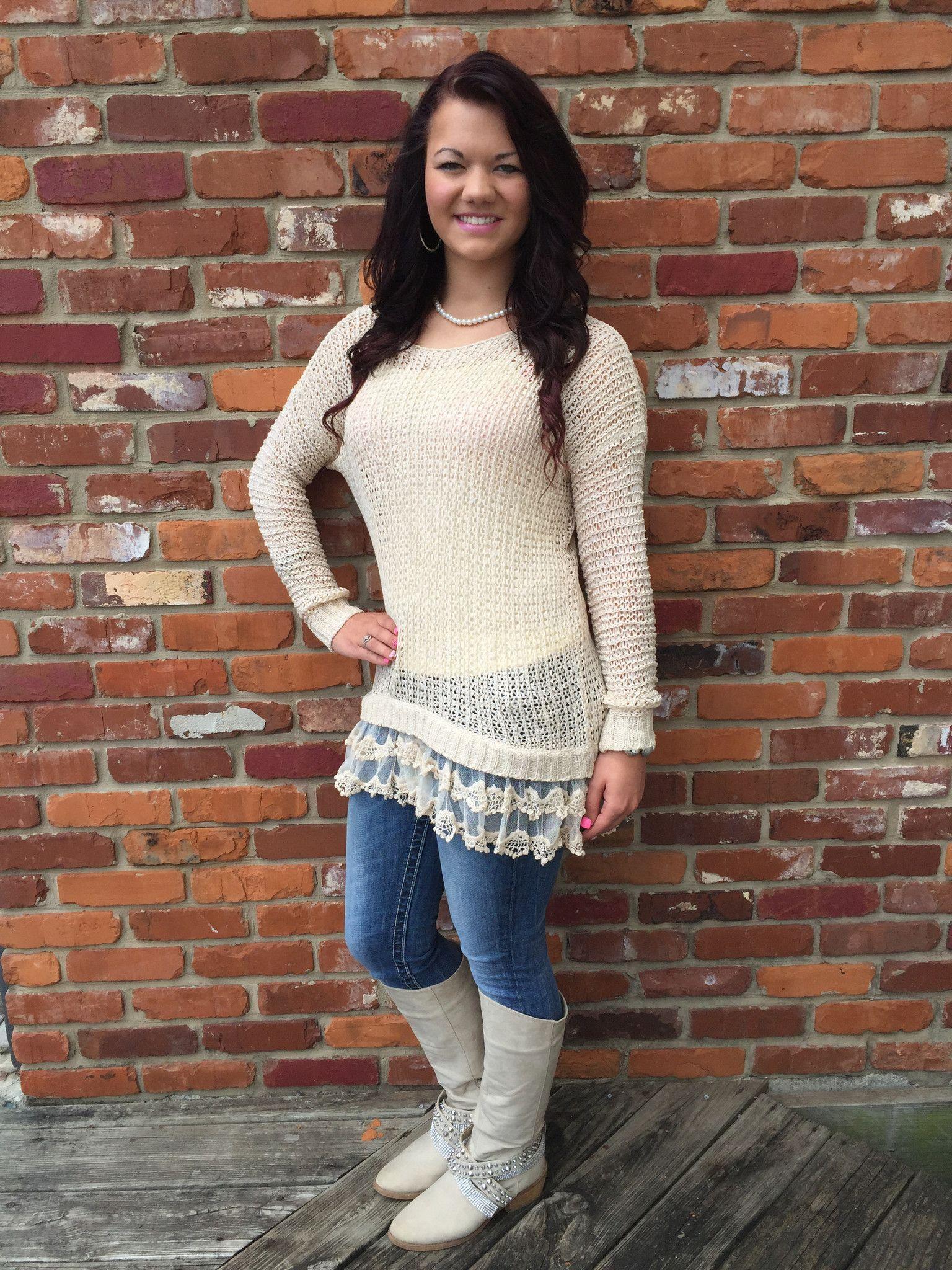 Miss Priss Sweater
