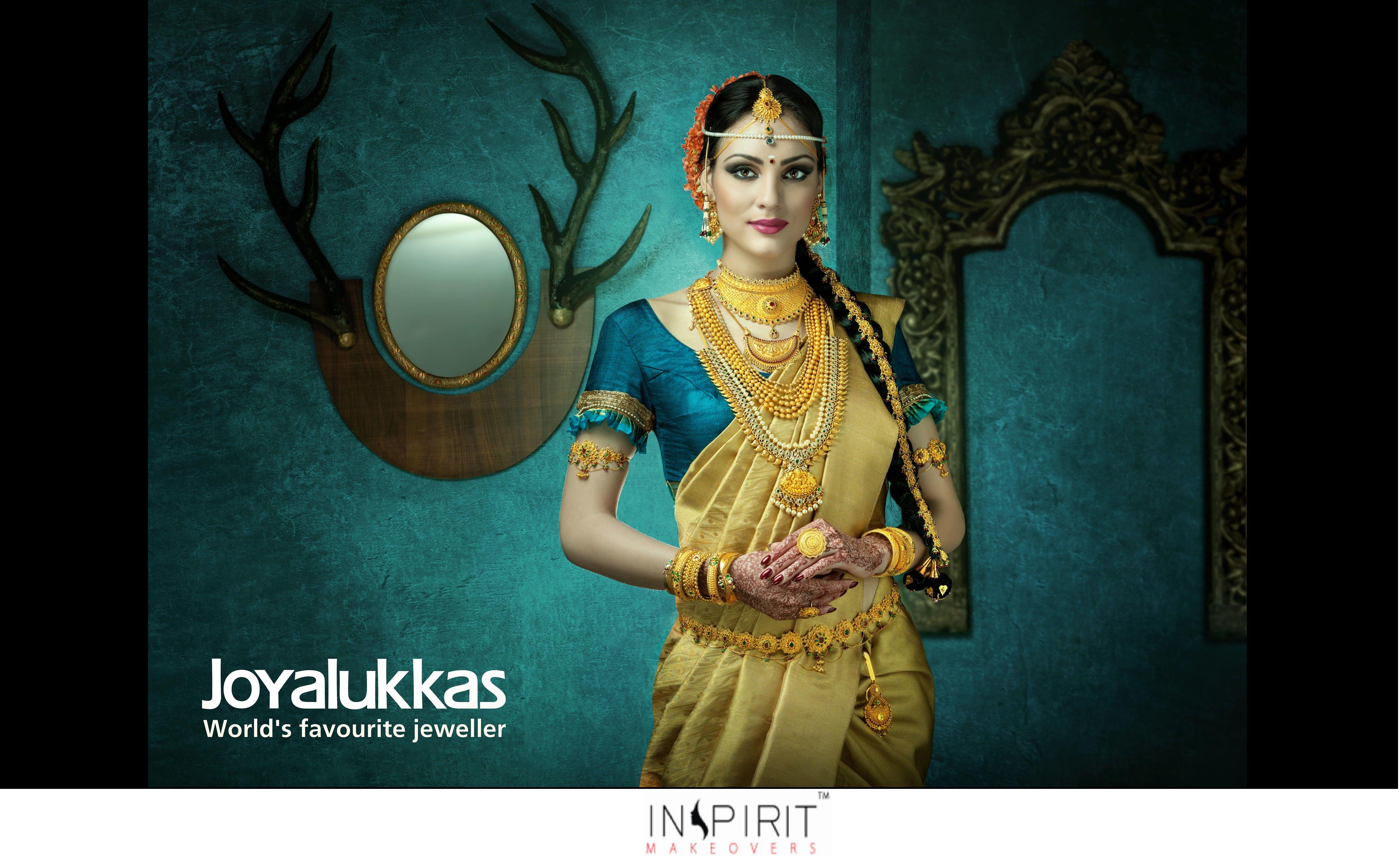makeover for joy alukkas | best bridal makeup, bridal makeup