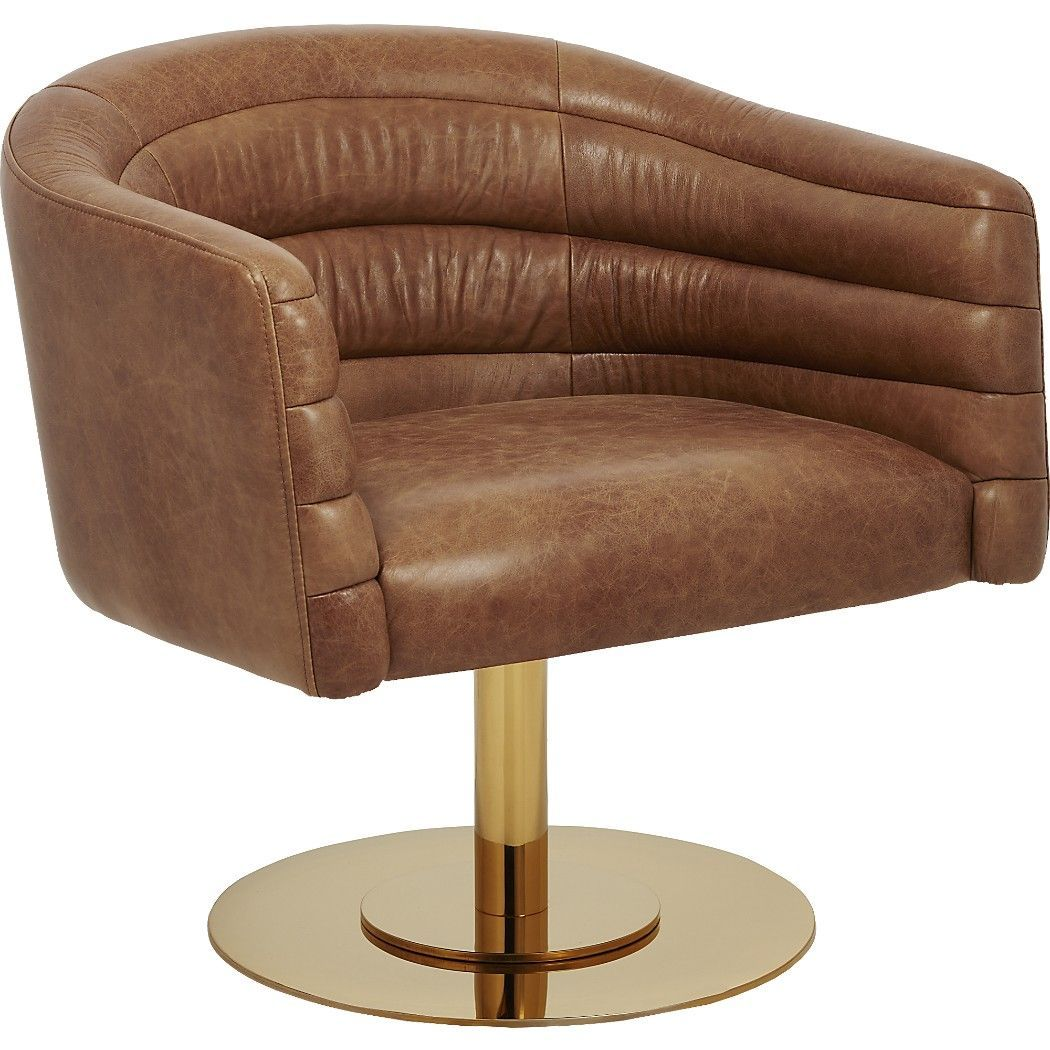 Strange Cupa Leather Chair Cb2 Occasionalseatinglivingroom Chairs Inzonedesignstudio Interior Chair Design Inzonedesignstudiocom