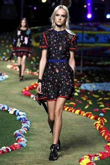 New York Fashion Week Tommy Hilfiger primavera-verano 2015 | telva.com