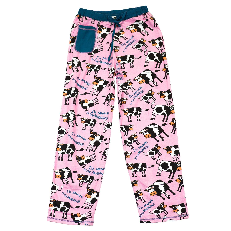 Lazy One Womens Loungewear Pajama Pants