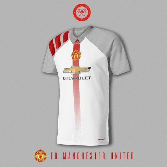 cb647198e Should Adidas go full 90s retro with the Manchester United 18-19 kits