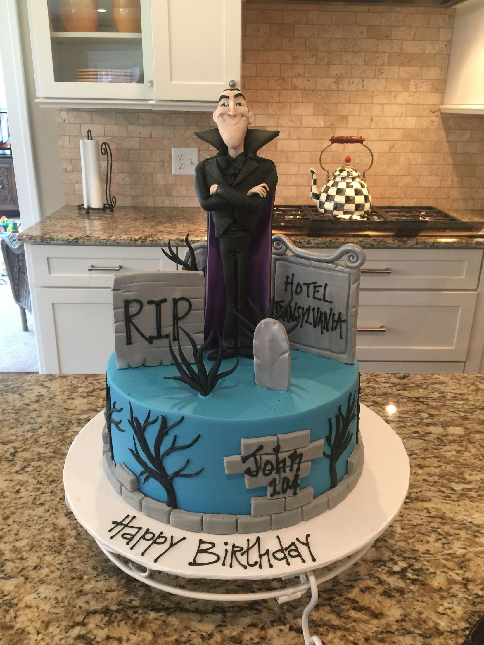 Hotel Transylvania Birthday Party Halloween Ideas
