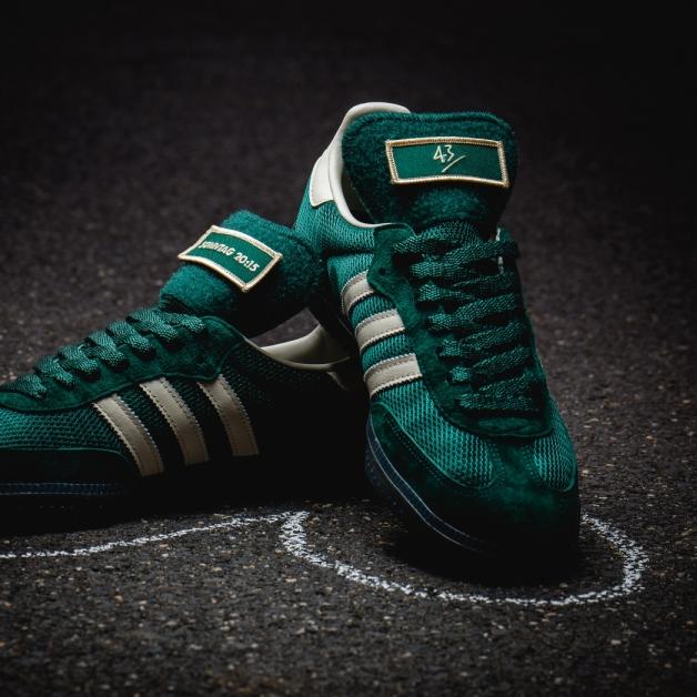 adidas Superstar 80s Schuhe weiß grün gold im WeAre Shop