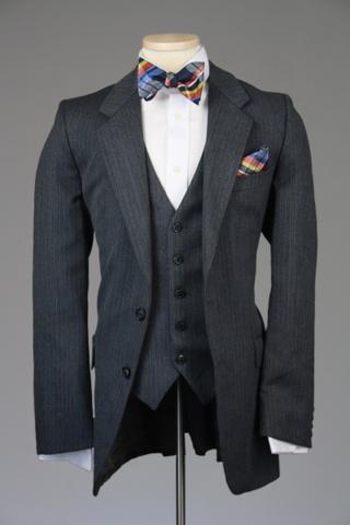 faeb68be011e2 Yves Saint Laurent 3 Piece #Wedding Suit #YSL #groom #suit | 3 Piece ...