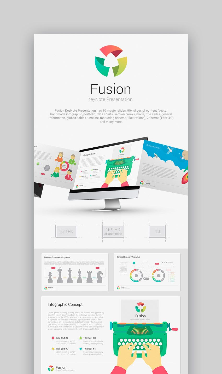 Fusion keynote presentation business theme presentation fusion keynote presentation business theme accmission Images