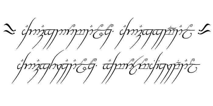 One Ring To Rule Them All Quote Page Number One Ring To Rule Them All One Ring To Find Them One Ring To Bring Them All And In The Darkness Bind Them Elvish Writing Lord Of The Rings Tolkien