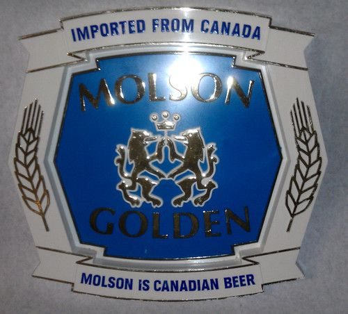 Vendor Makes Another Sale: Details About Molson Golden Imported From Canada Molson Is
