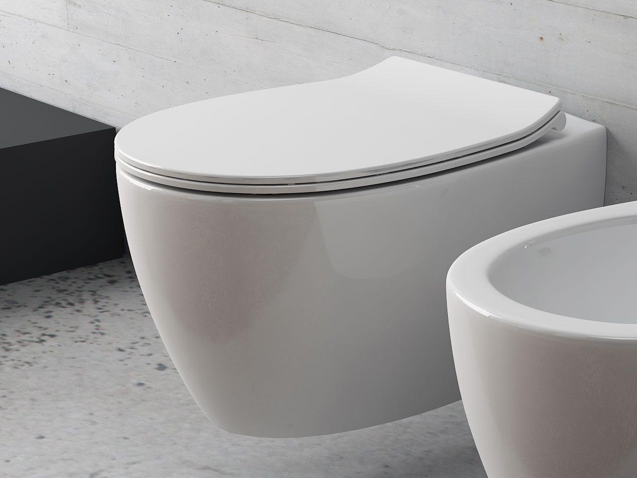 Ideal bagno ~ Best sanitari bagno sospesi images