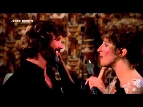 A Star Is Born Barbra Streisand Kris Kristofferson Edit