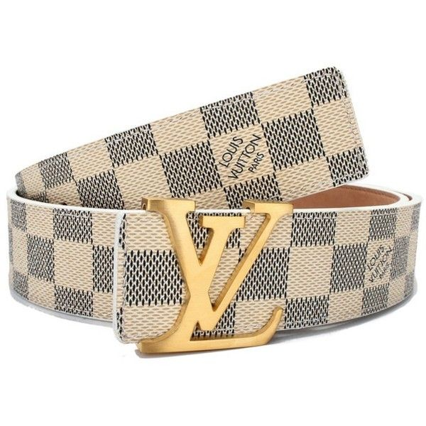 0520f657c4be LOUIS VUITTON belt Men Woman from TJshop ( 38) ❤ liked on Polyvore  featuring men s fashion