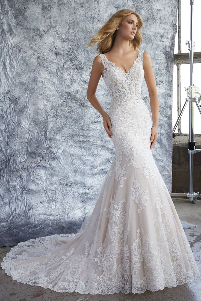 Sophisticated Morilee by Madeline Gardener Collection Wedding ...