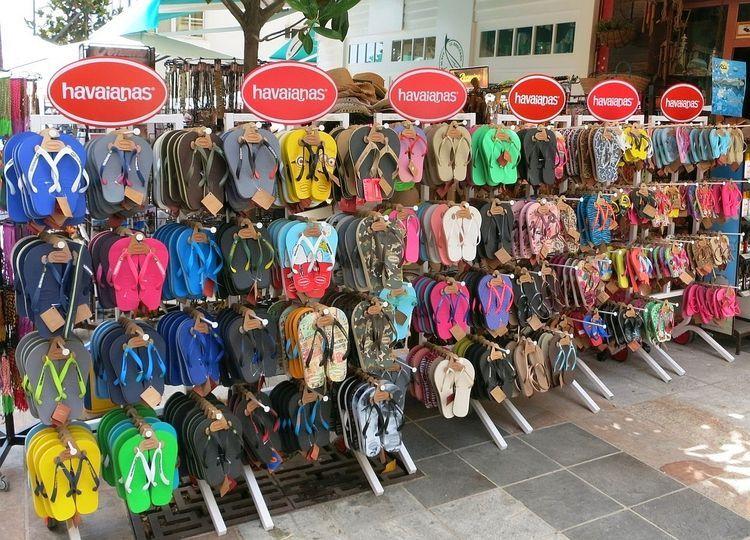 Where to Buy Havaianas in Rio de Janeiro