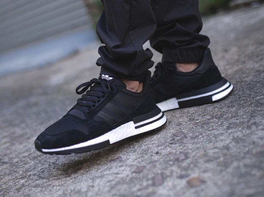 save off 0658e 825ff Adidas ZX 500 RM  Core Black