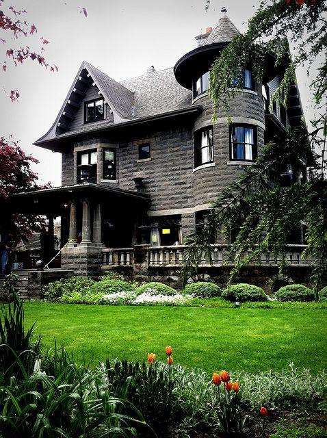 Jennie Bramhall House Amazing architecture, Beautiful