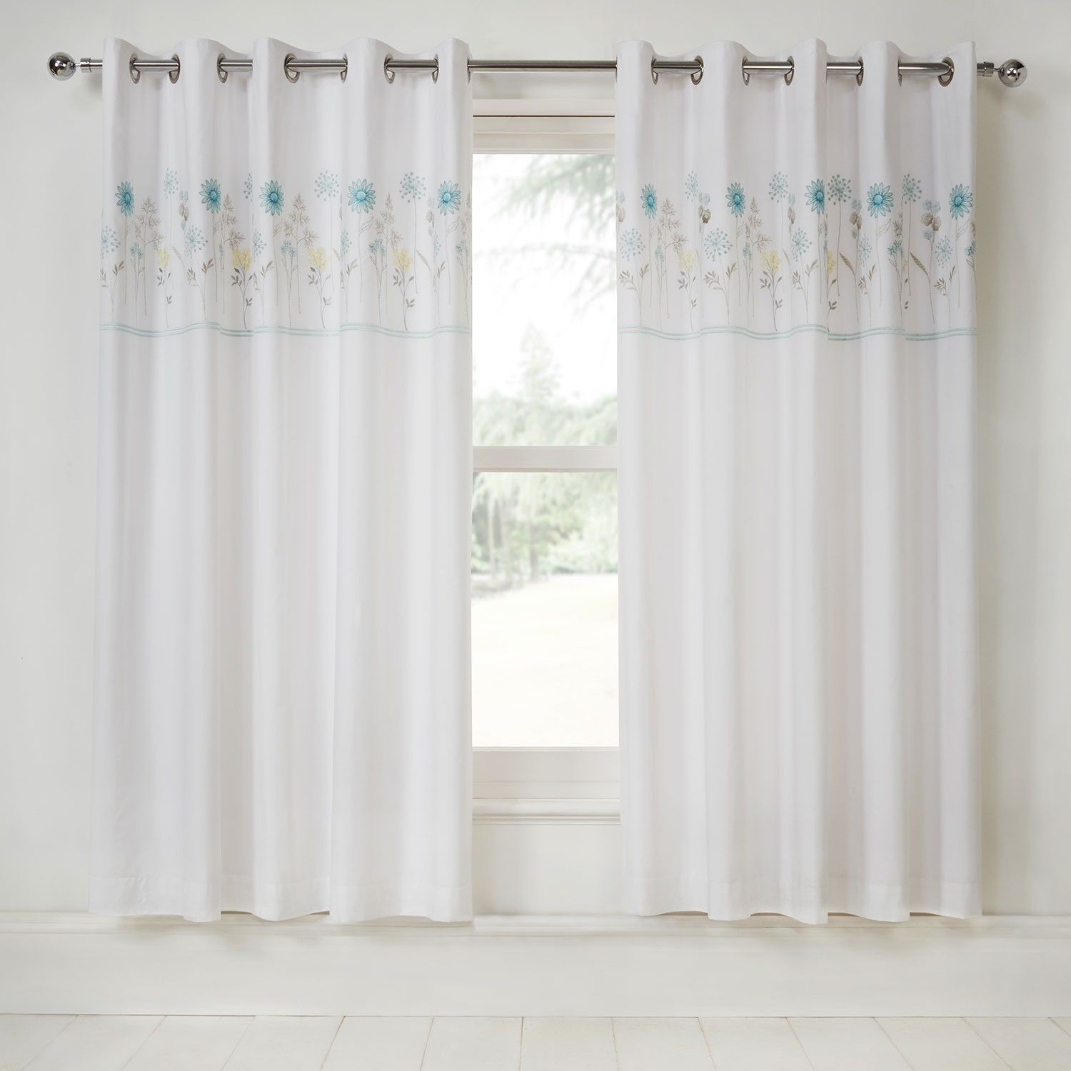 Kitchen Curtains White Eyelet  Httplatulufeed Entrancing White Kitchen Curtains Design Ideas