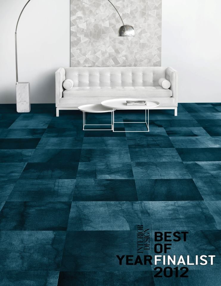 Milliken Dye Lab Collection Interior Design Magazine 2012 Best Of The Year Finalist Design