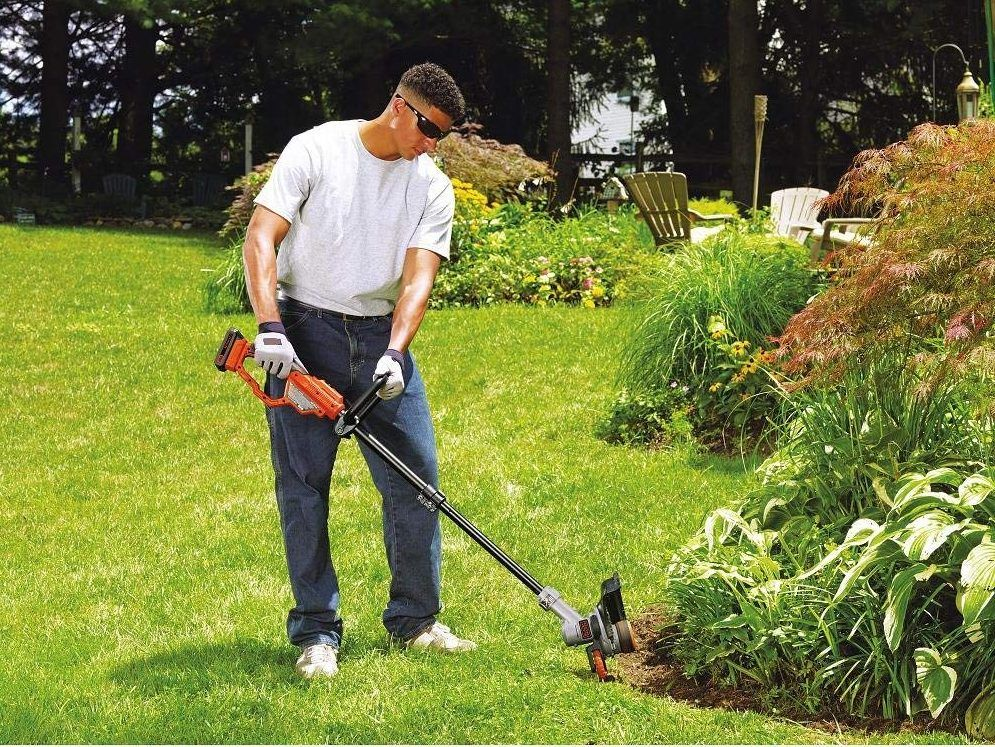 Pin On Lawn Edgers