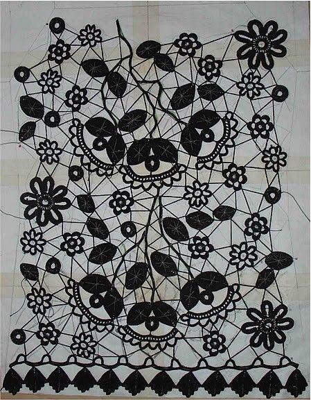 lace sweater crochet pattern | make handmade, crochet, craft #irishlace