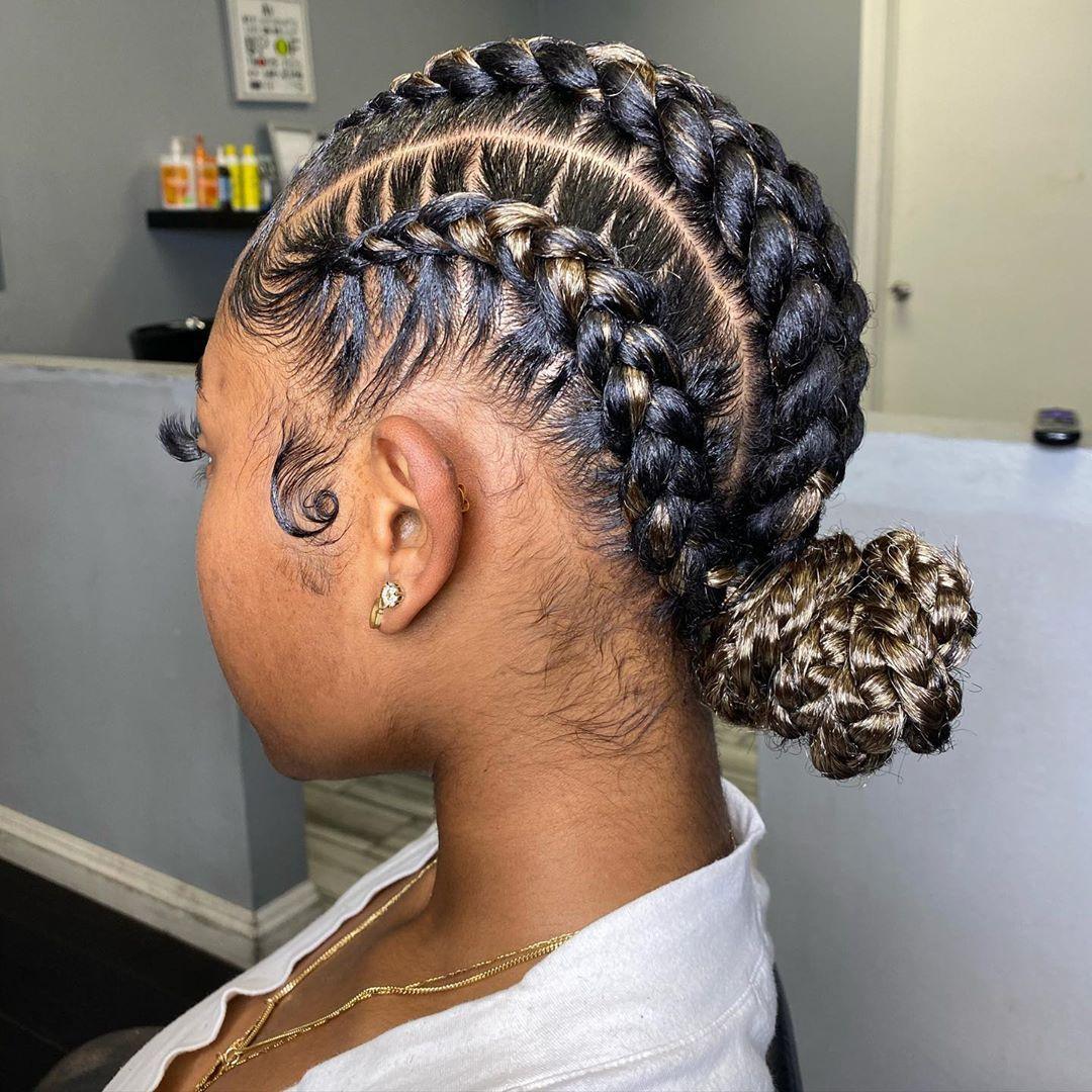 Pin On Braids Locs