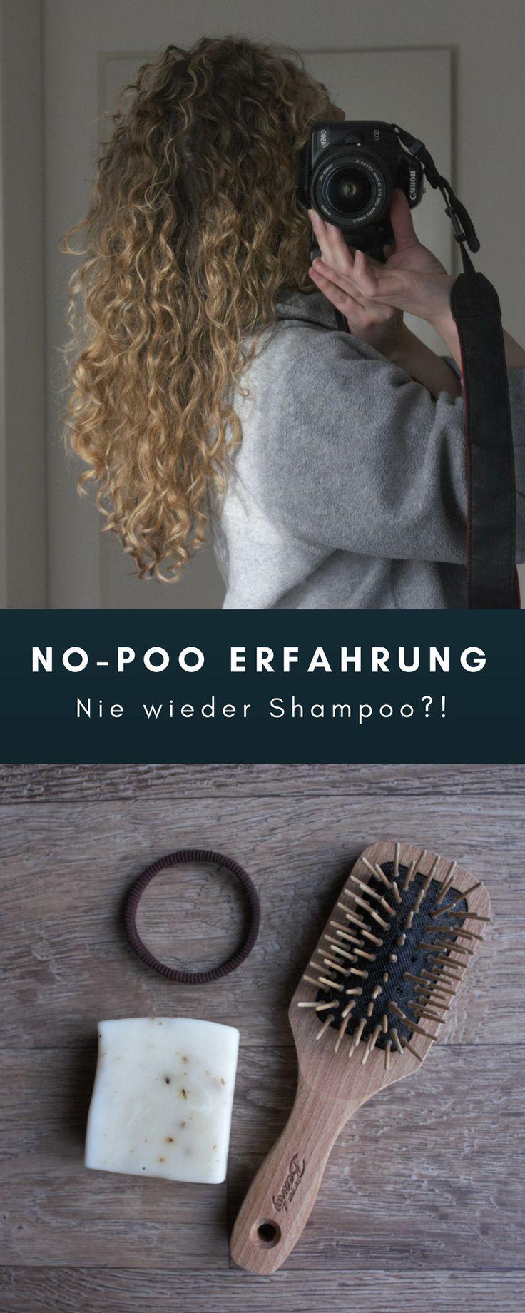 Nie wieder Shampoo?! // Erfahrung mit No-Poo - vegmitdemfleisch