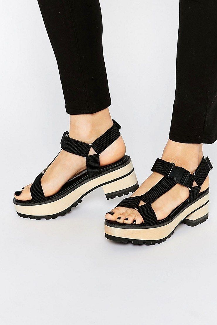 46a69c431f464 33 Cute Platform Shoes You ll Actually Want To Wear   Pinterest ...