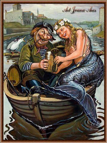 12 Loraroza Rybnye Illyustracii Rybalka Rybolovnyj Yumor