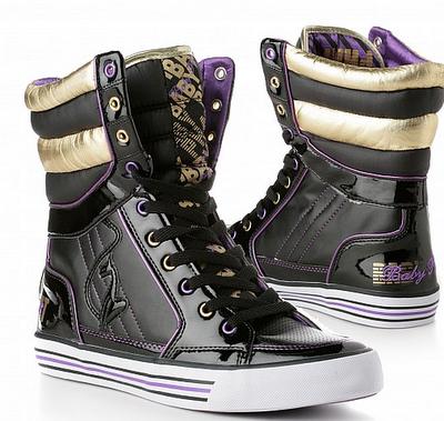 Baby phat | Baby phat, Sneakers, Black