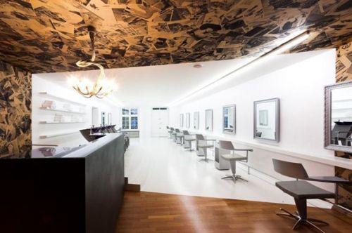 Nafi Hair Salon By Zmik Studio Basel Switzerland Interiors