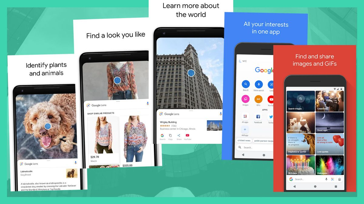 Google Go Search And Lens Available Worldwide For Android 5 0 Or