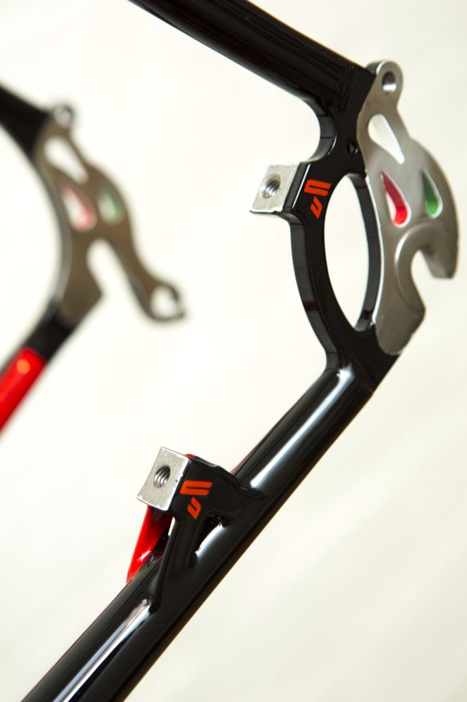 Azione disc brake dropouts - details... | Bike | Pinterest | Bicicleta