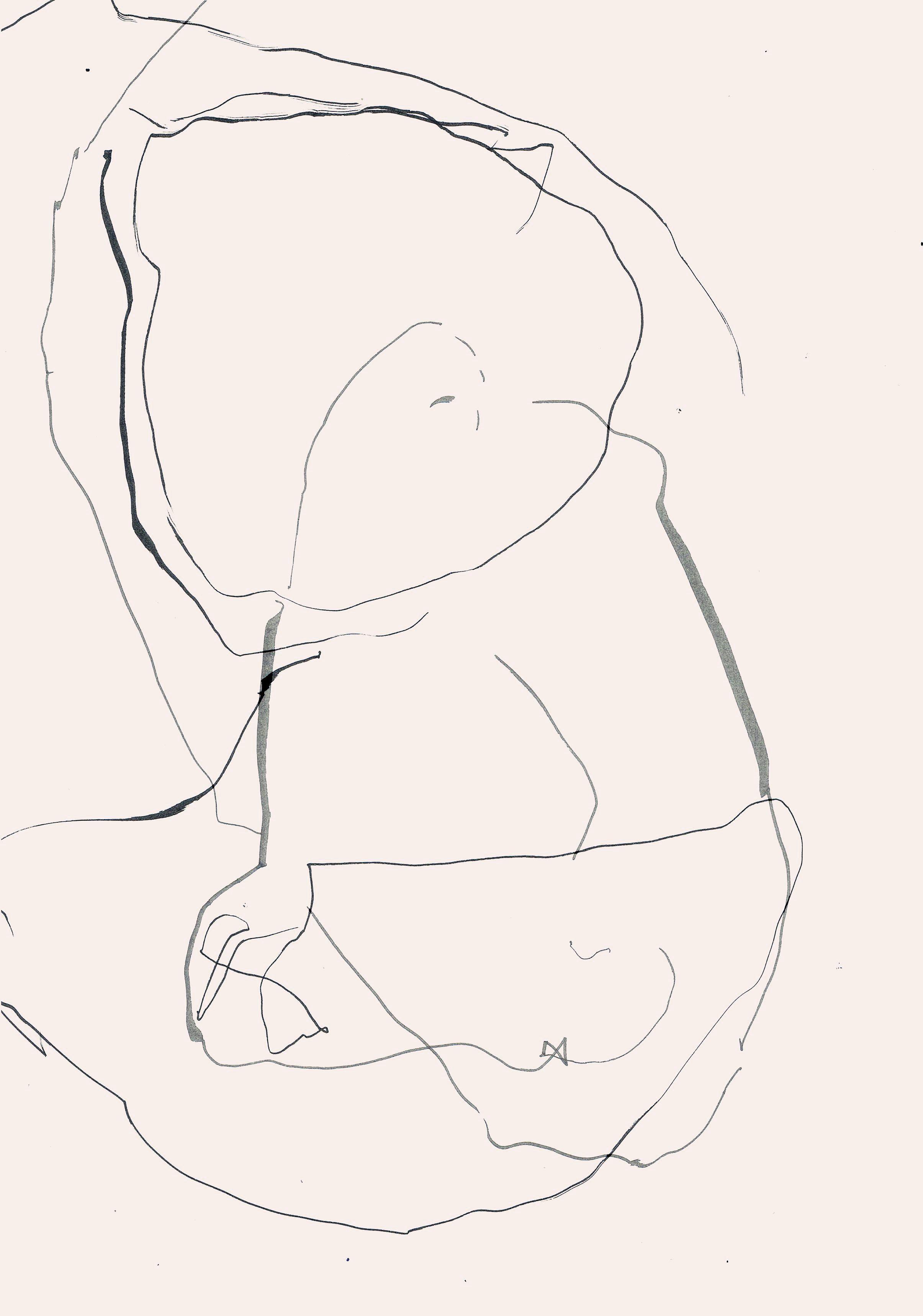 Drawing By Mila Blau Mark Making Pinterest # Muebles Mem Bigastro