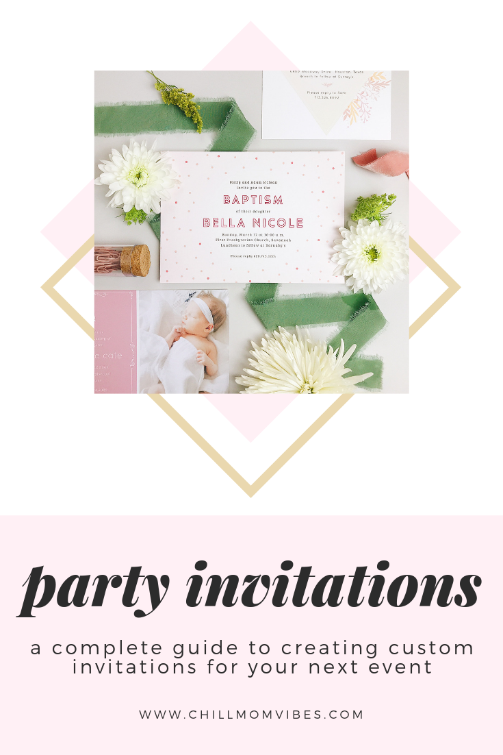 Create your own card or invitation with hundreds of ...