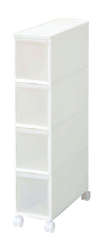 Slim Storage Natural Stocker Ts 4 Organizer Personal Organizer Container Storage Store Layout Container Organization
