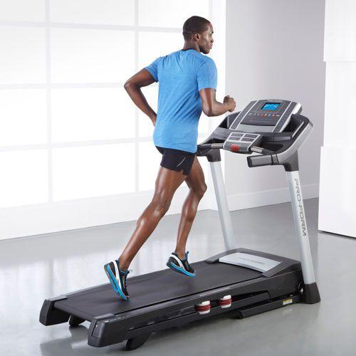Proform 11 0 Tt Treadmill Assembly Required Treadmill Gym Gym Equipment