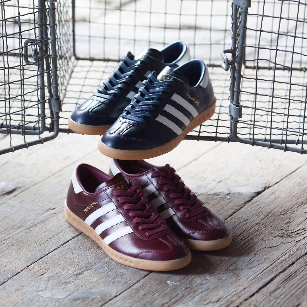 """reputable site 2fe28 cffb2 ... """"RELEASE INFORMATION The adidas Originals Hamburg Made In Germany will  release in  adidas Originals STAN SMITH ..."""