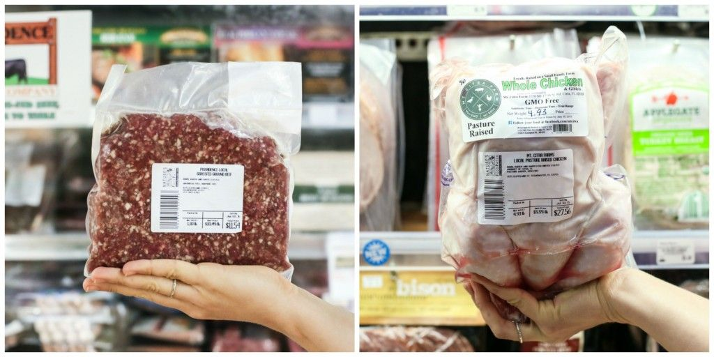 Organic and grass fed beef and chicken at Nature's Food ...