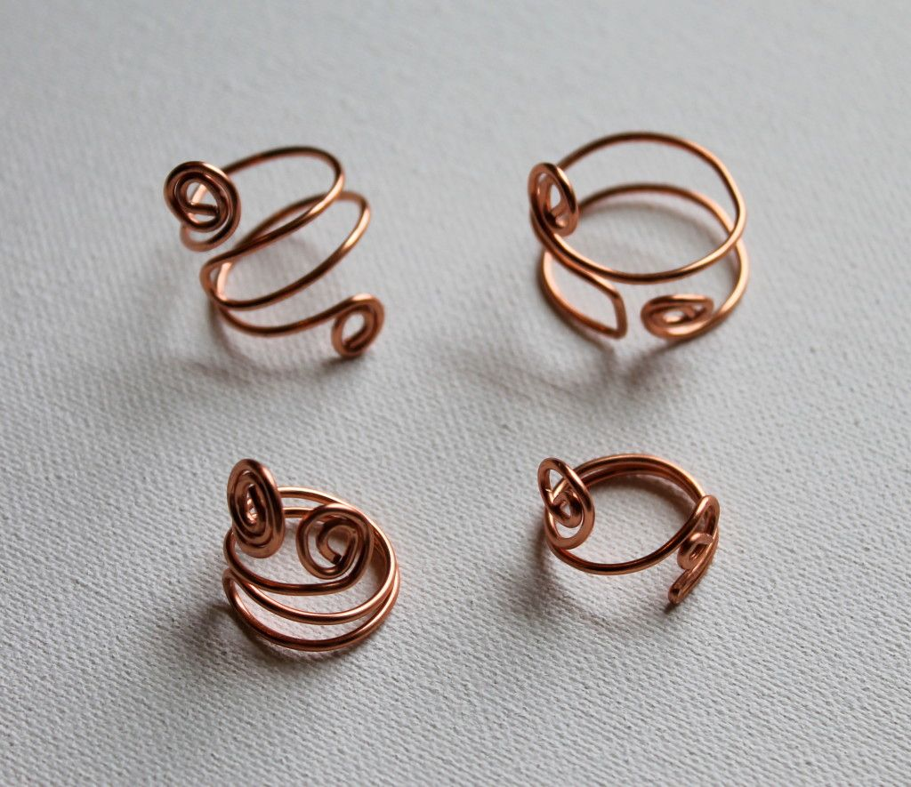 How To Make Your Own Wire Wrapped Ring...full Tutorial