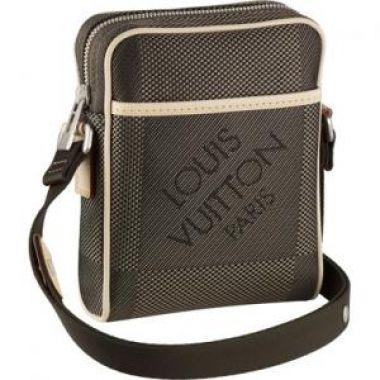 dfa59fed0e57 Chic Louis Vuitton Damier Geant Canvas Mini Citadin LV Men Bag