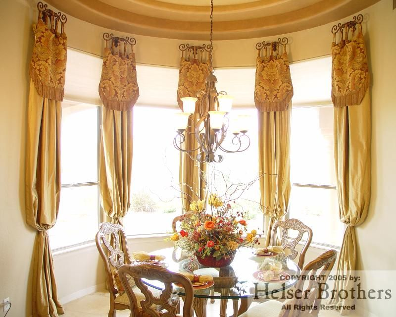 What Are These Types Of Curtain Rods Called The Ones That Go In