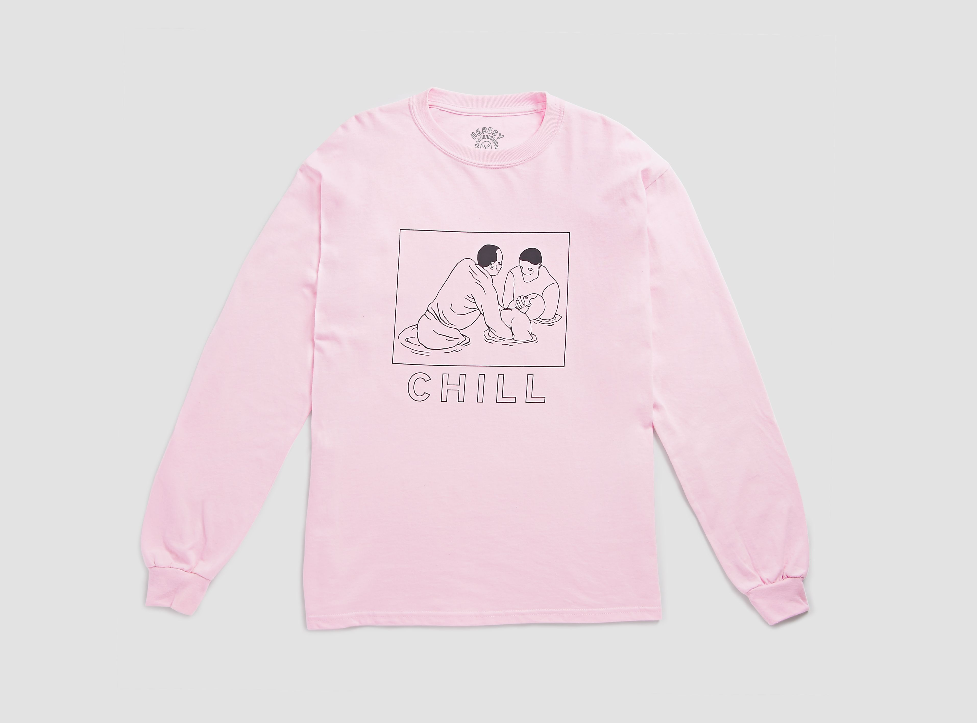 bd38c525b200 Chill – Heresy Graphic Shirts, Graphic Sweatshirt, Chill Outfits, Cute  Outfits, London